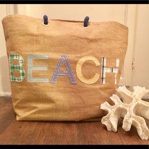 "Handbags - ""Beach Tote"""